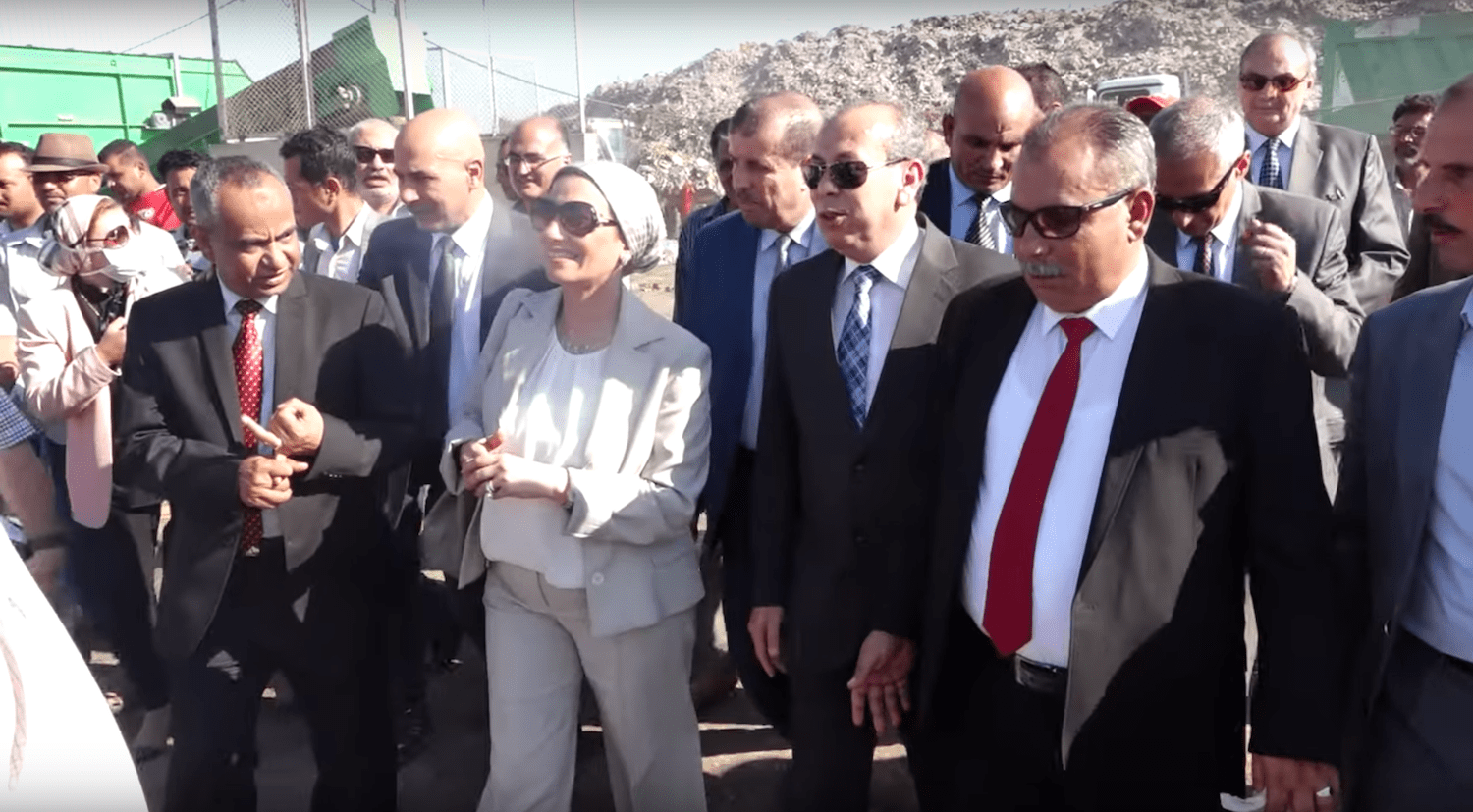 Opening Ceremony of Biella Treatment Plant – Part 1