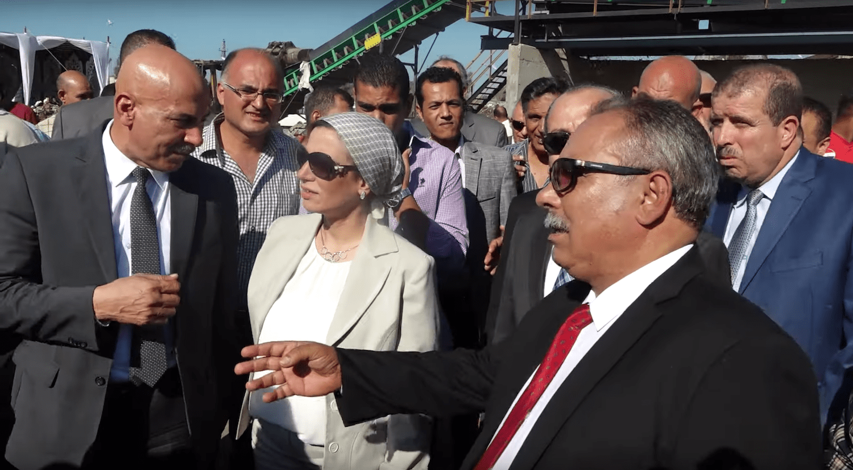 Opening Ceremony of Biella Treatment Plant – Part 2