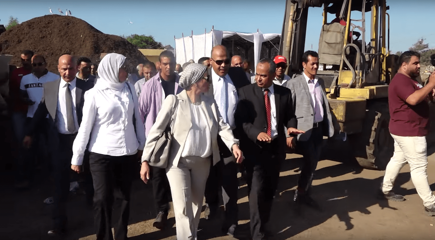 Opening Ceremony of Biella Treatment Plant – Part 6