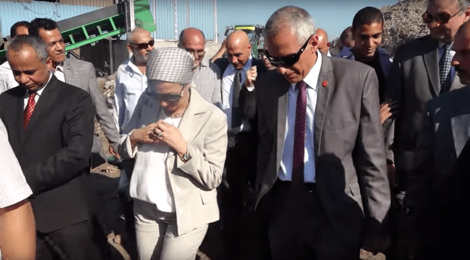 Opening Ceremony of Biella Treatment Plant – Part 7