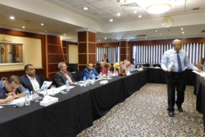 Solid Waste Management Training Workshop – Alexandria